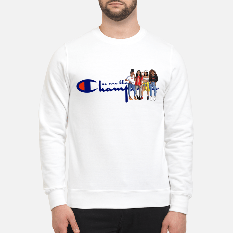 Fifth Harmony we are the champion Sweater