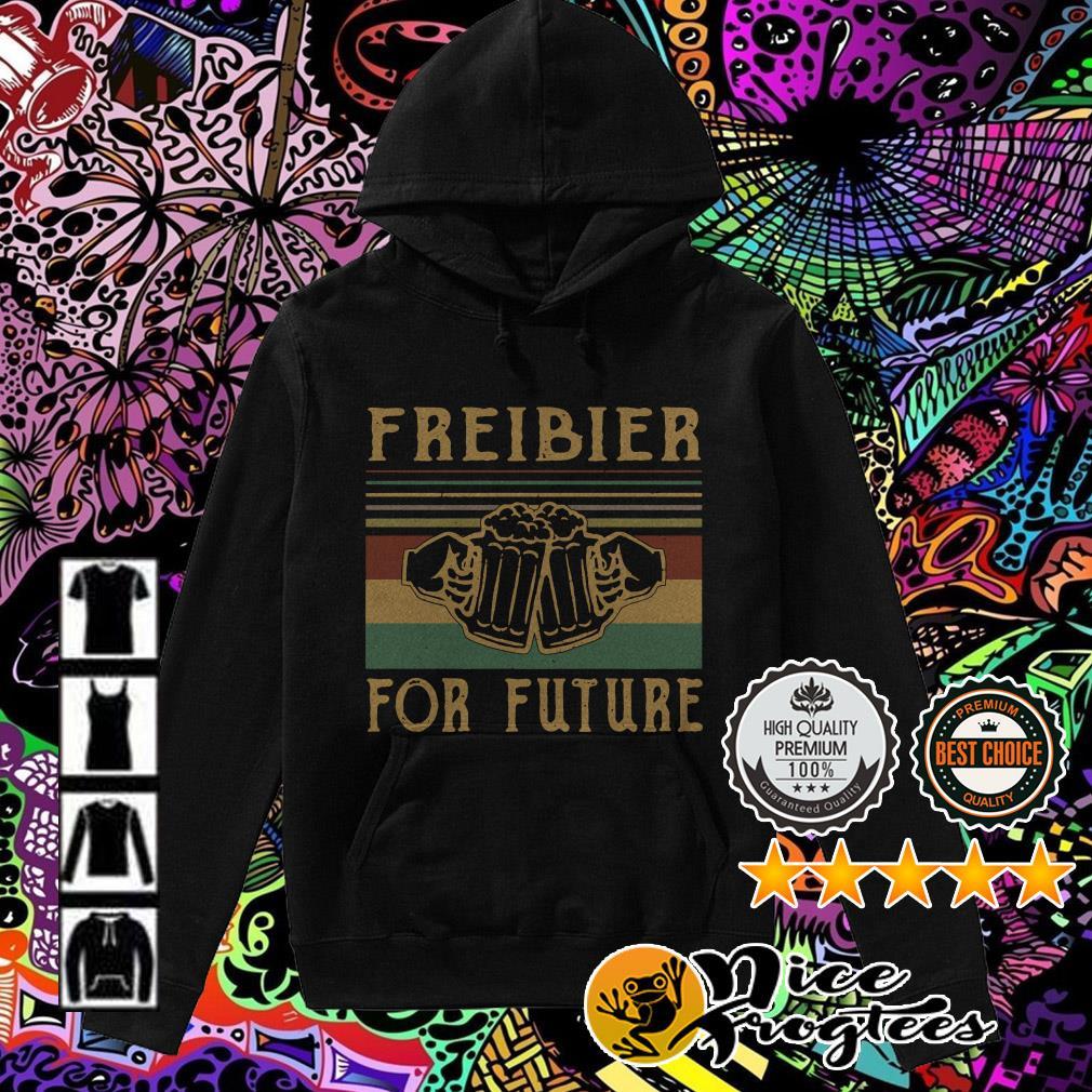 Freibier for Future Lustiges Oktoberfest Bier Sauf Wiesn Hoodie