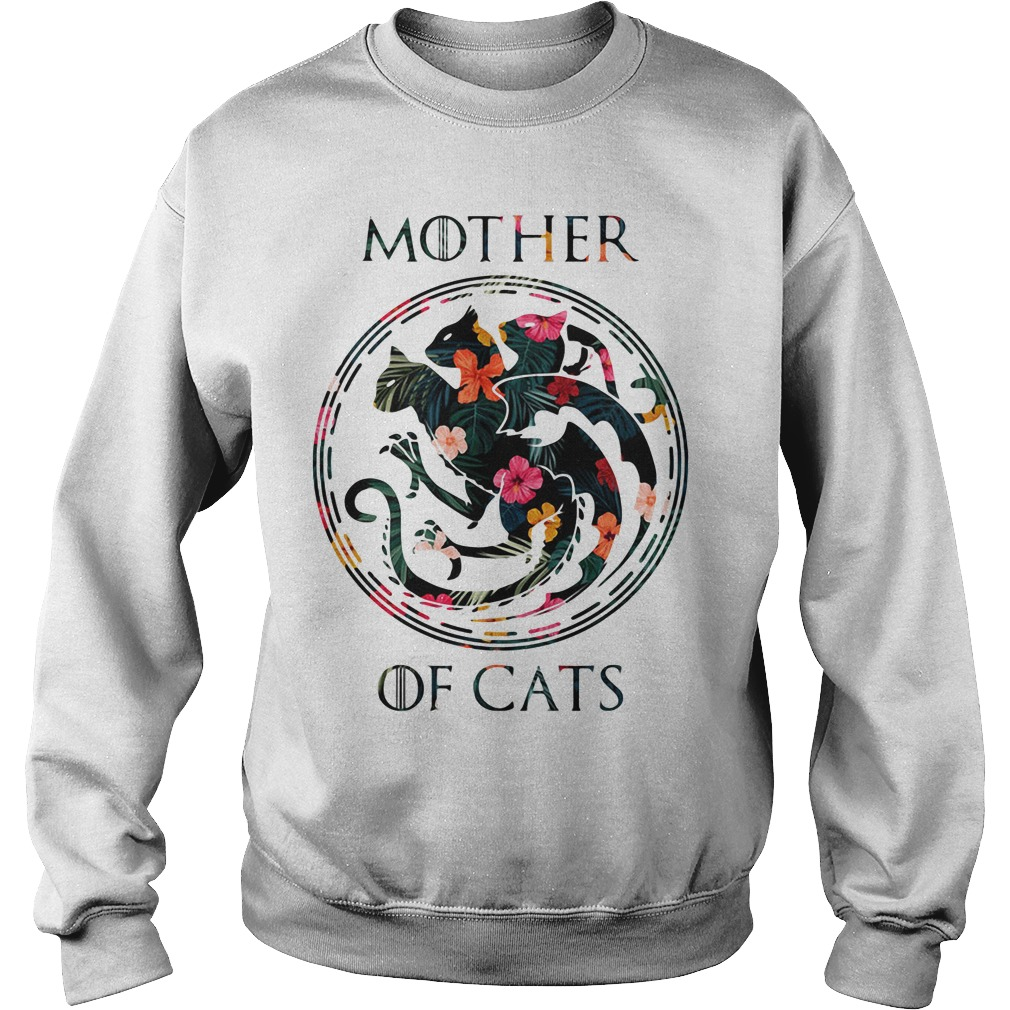 Game of Thrones Mother of Cats Sweater