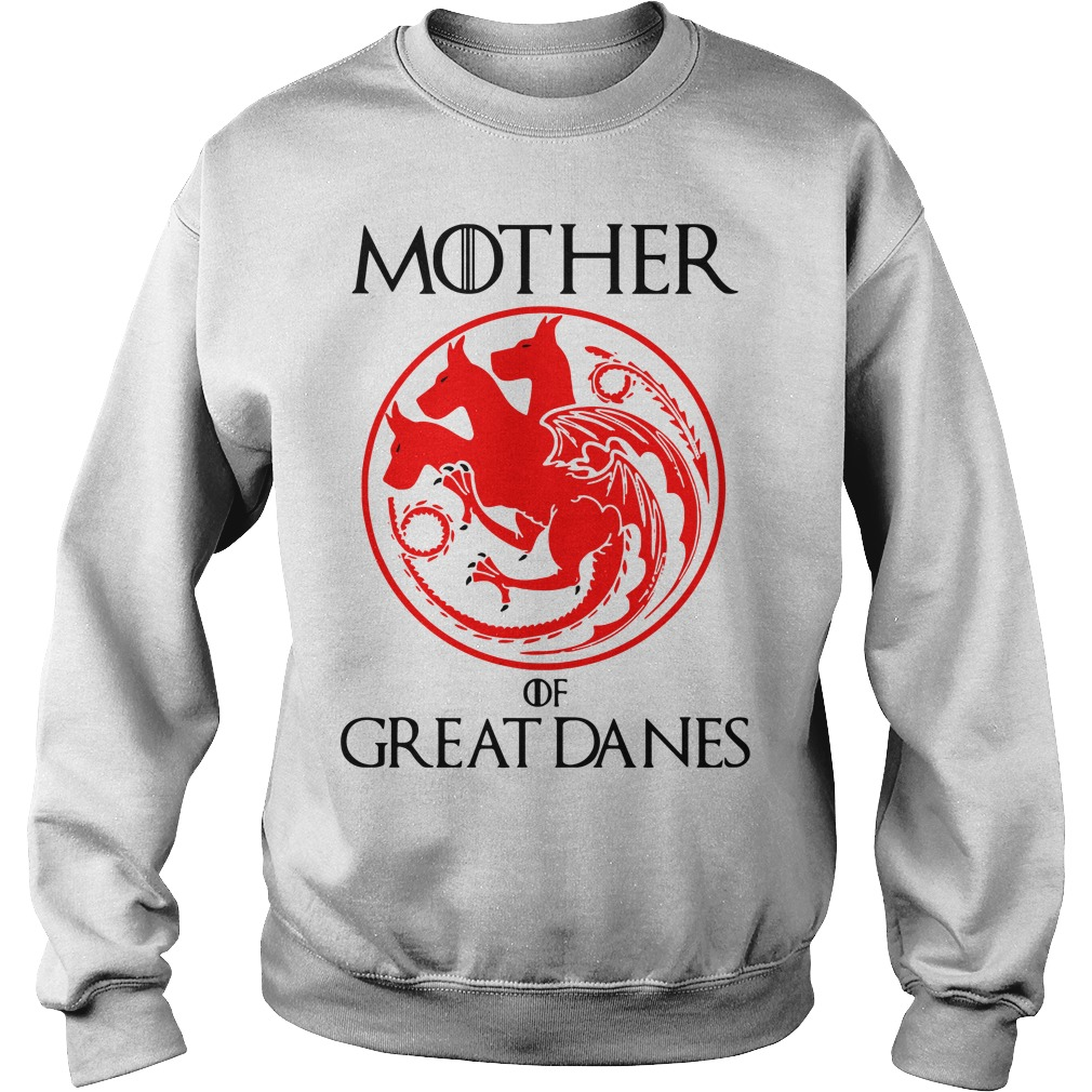 Game of Thrones Mother of Great Danes Sweater