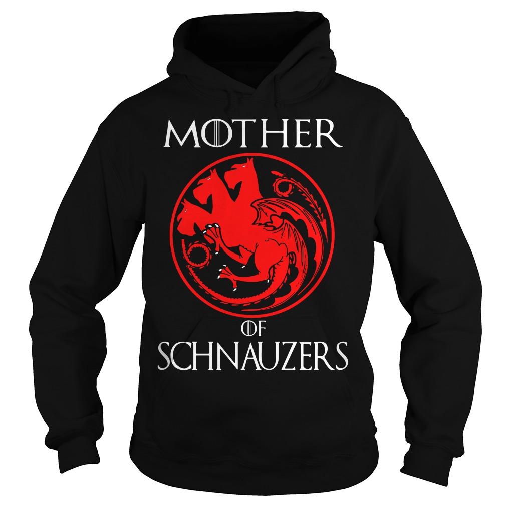 Game of Thrones Mother of Schnauzers Hoodie