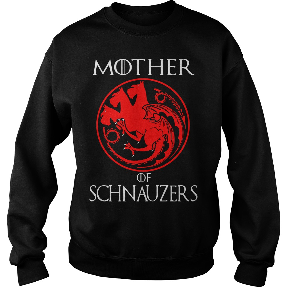 Game of Thrones Mother of Schnauzers Sweater