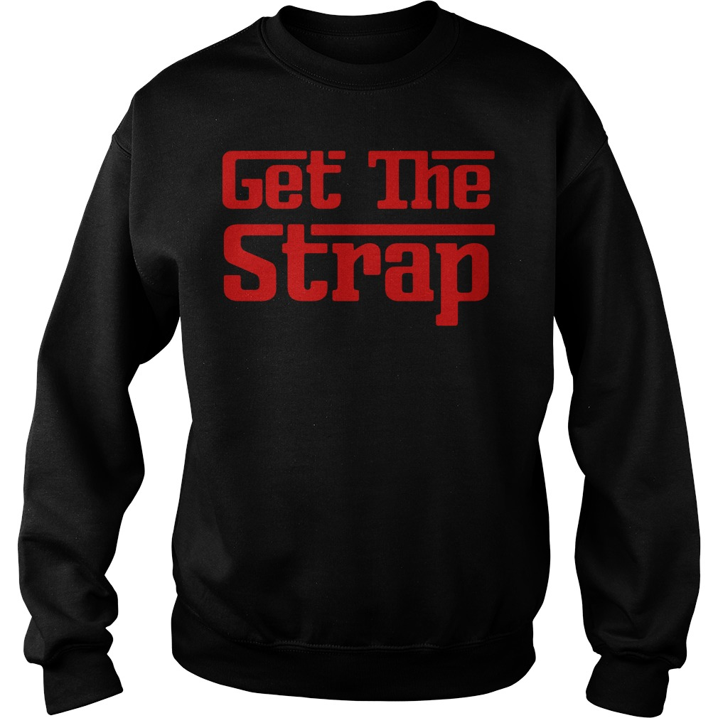 Get the strap Sweater