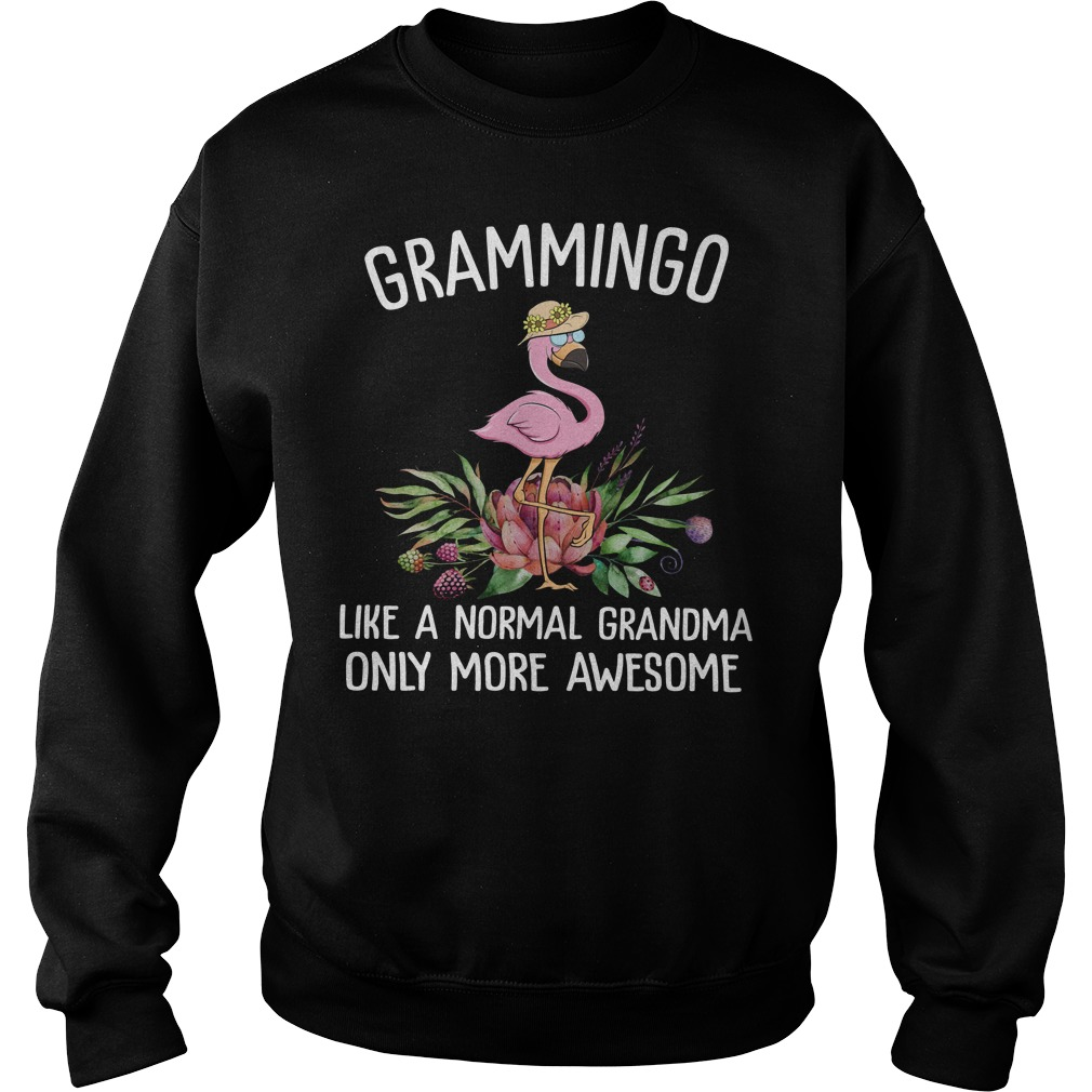 Grammingo like a normal grandma only more awesome Sweater
