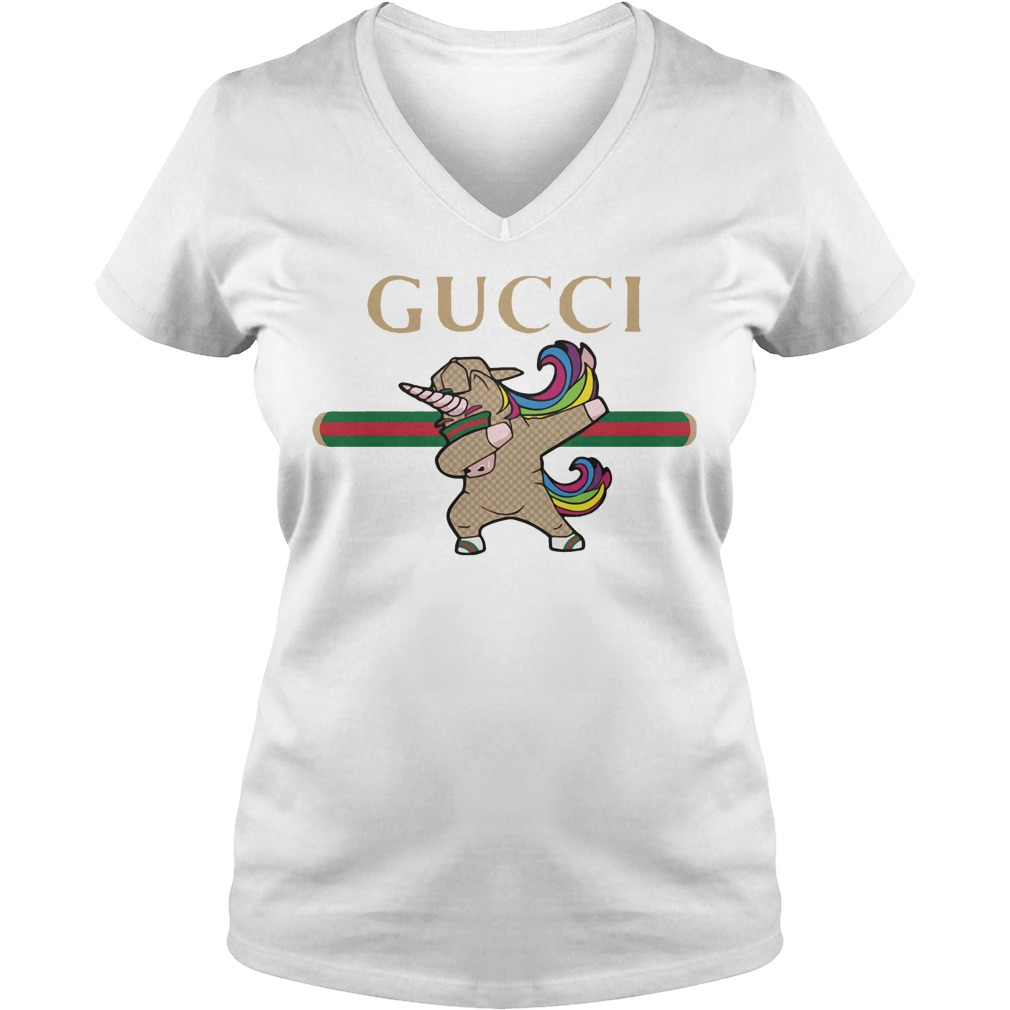 07b7d57946d Gucci Dabbing Unicorn Mashup shirt