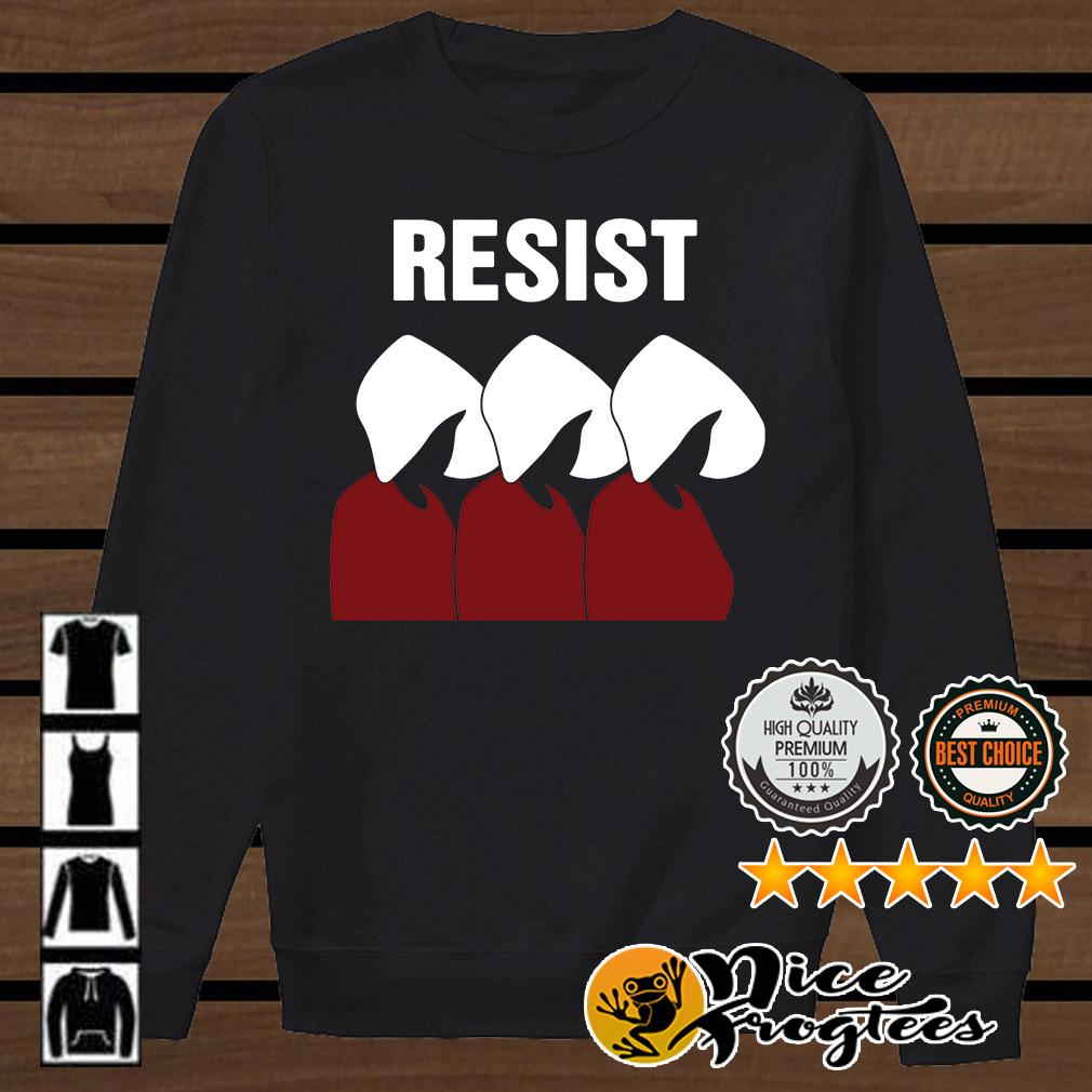 The Handmaid's Tale Resist shirt