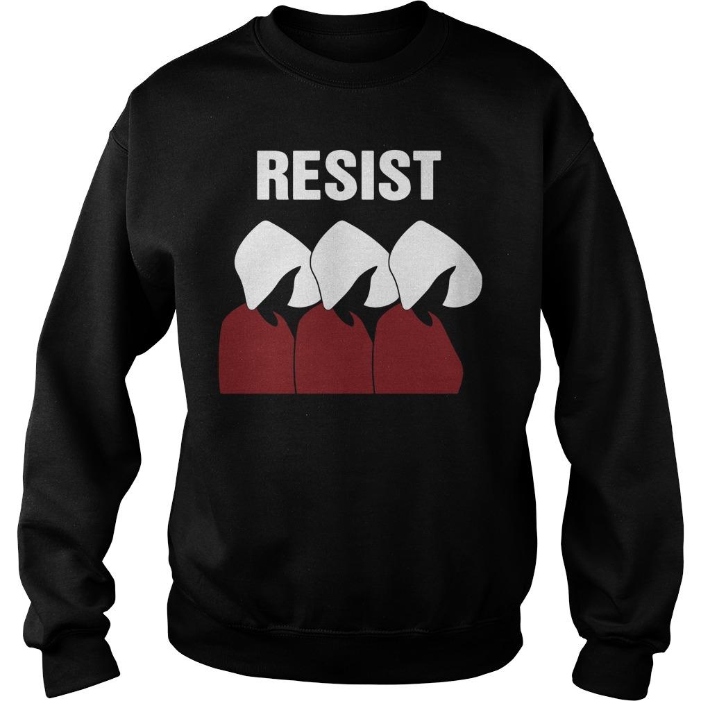The Handmaid's Tale Resist Sweater