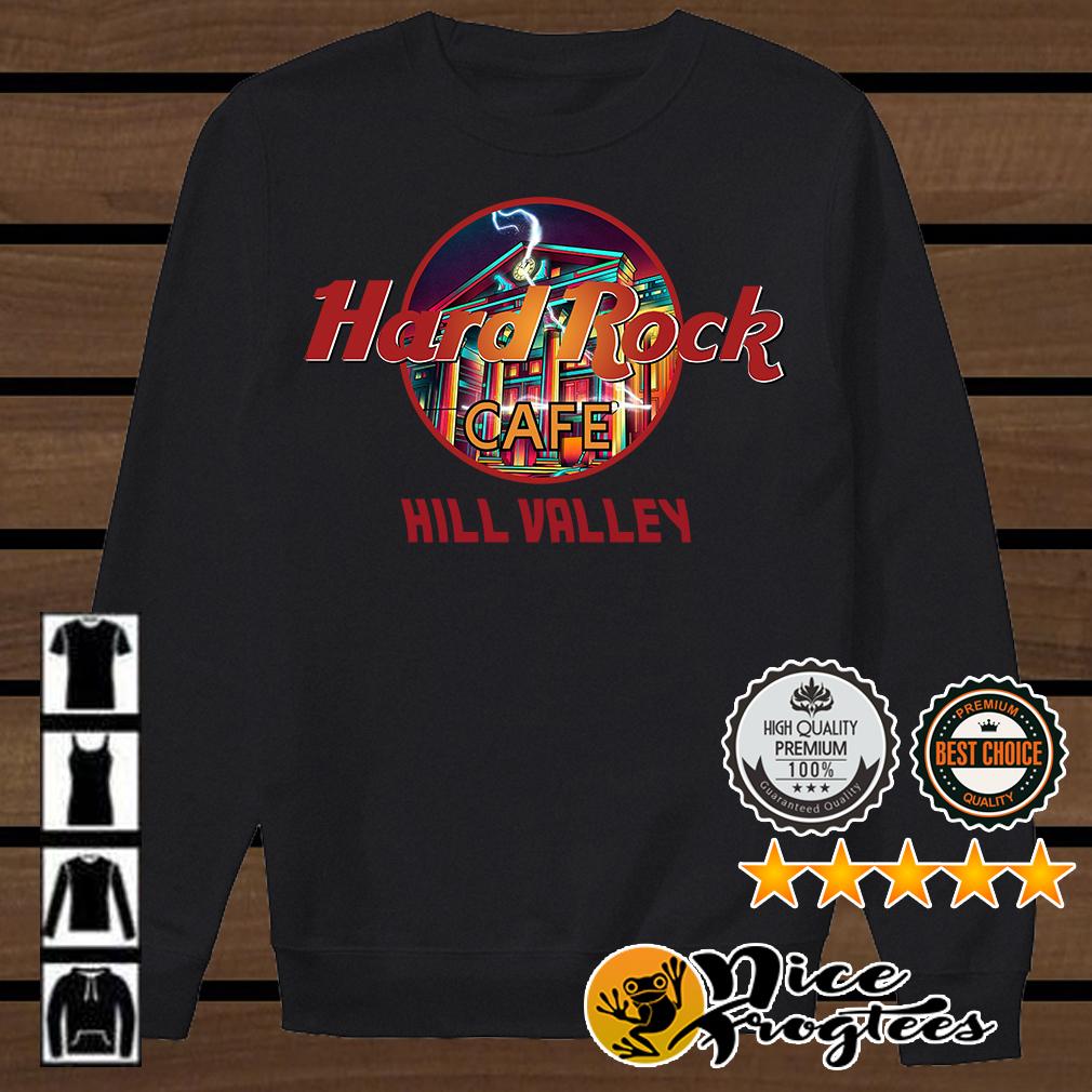 Hard Rock Cafe Hill Valley shirt