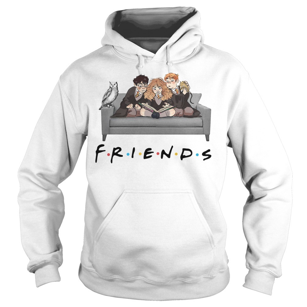 Harry Potter Friends TV Show Hoodie