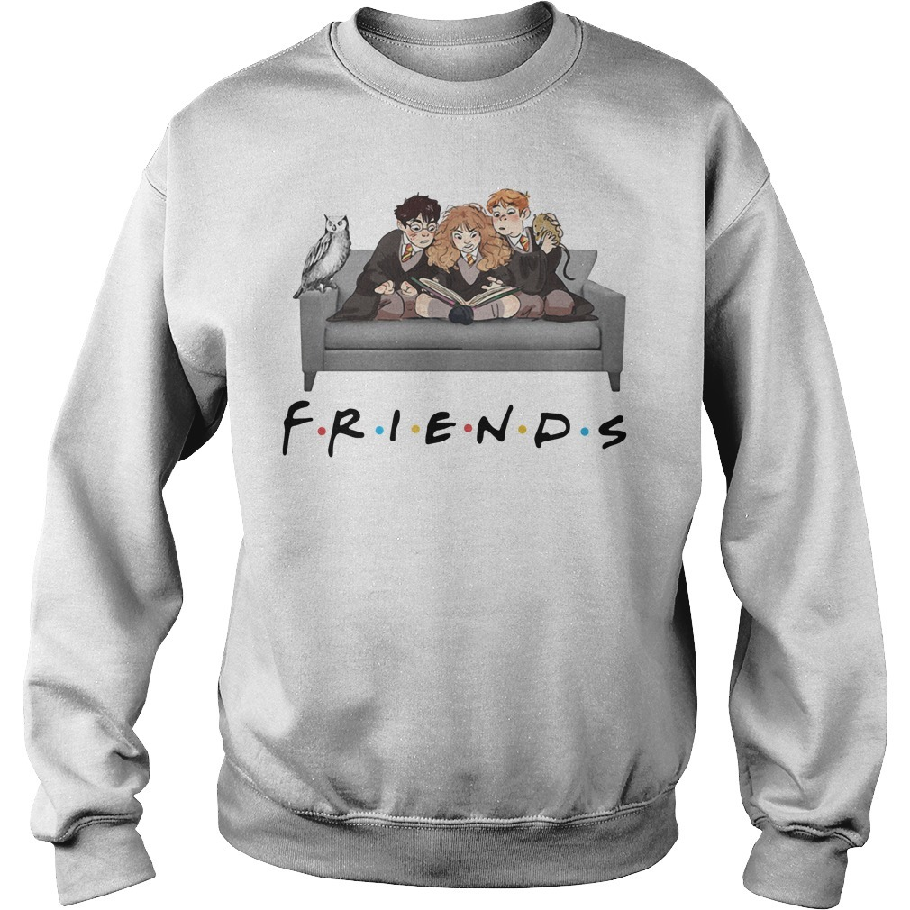 Harry Potter Friends TV Show Sweater