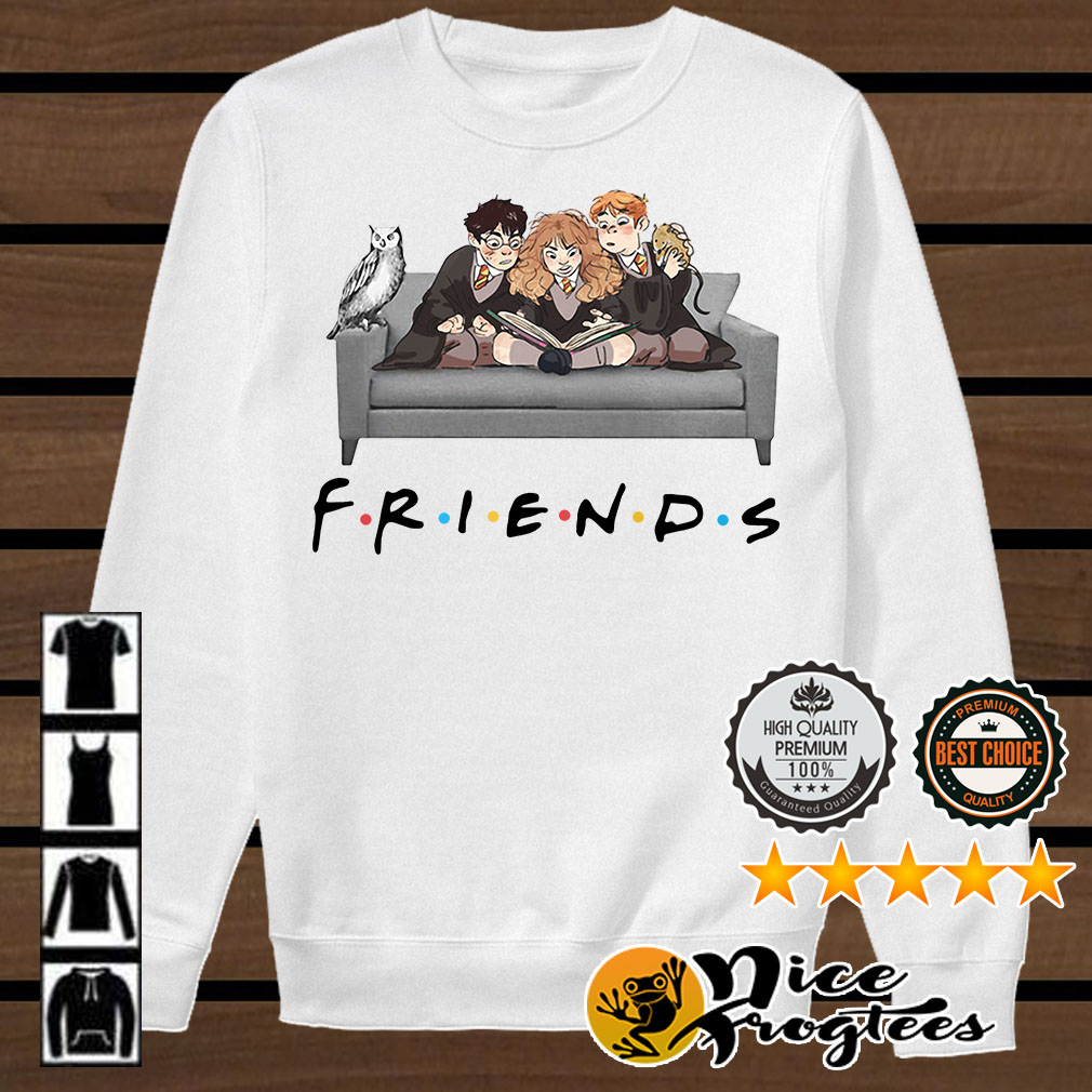 Harry Potter Friends TV Show shirt