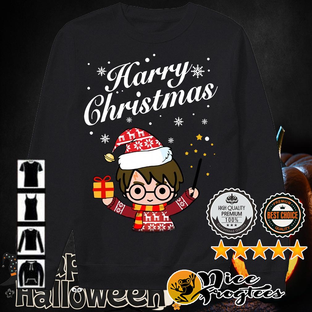 Harry Potter Harry Christmas shirt