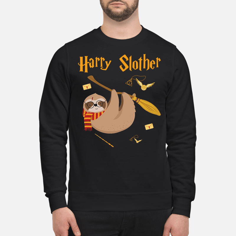 Harry Potter sloth Harry Slother Sweater