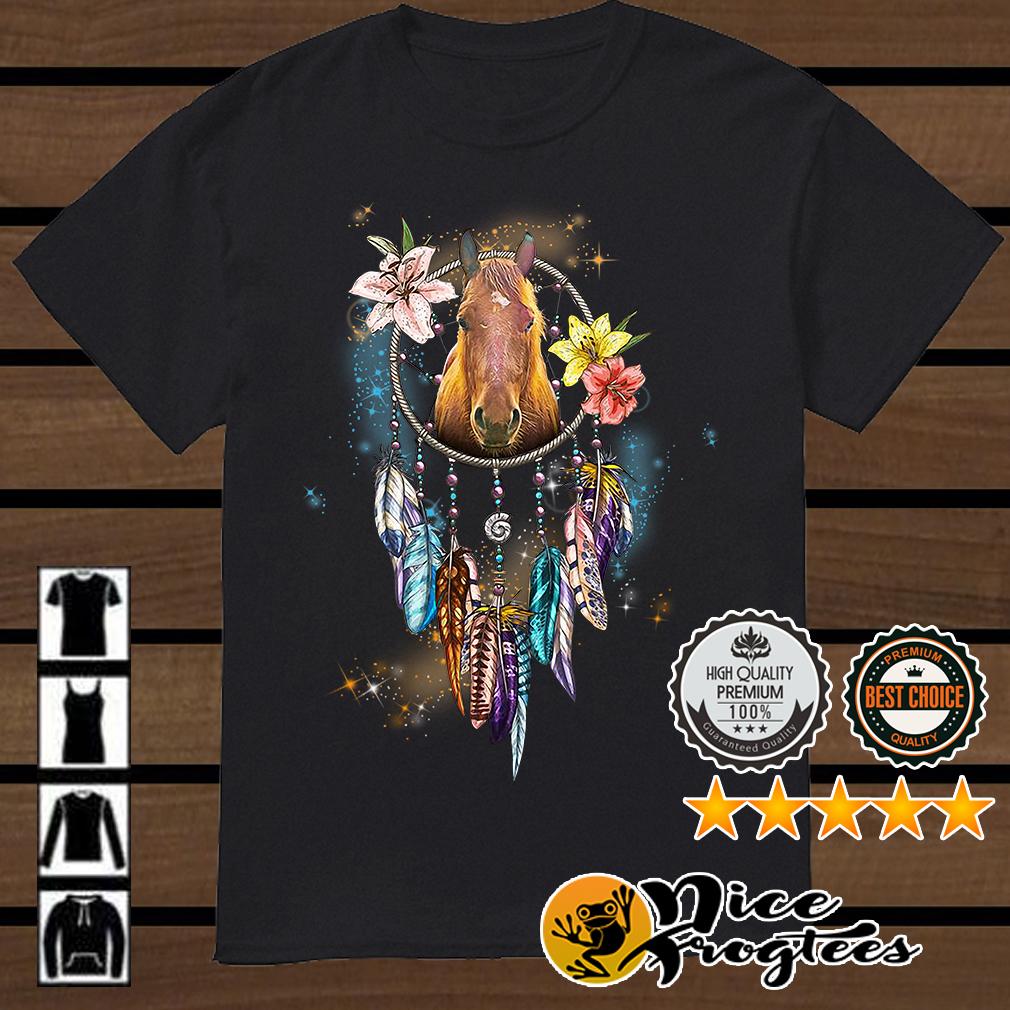 Horse dreamcatcher shirt