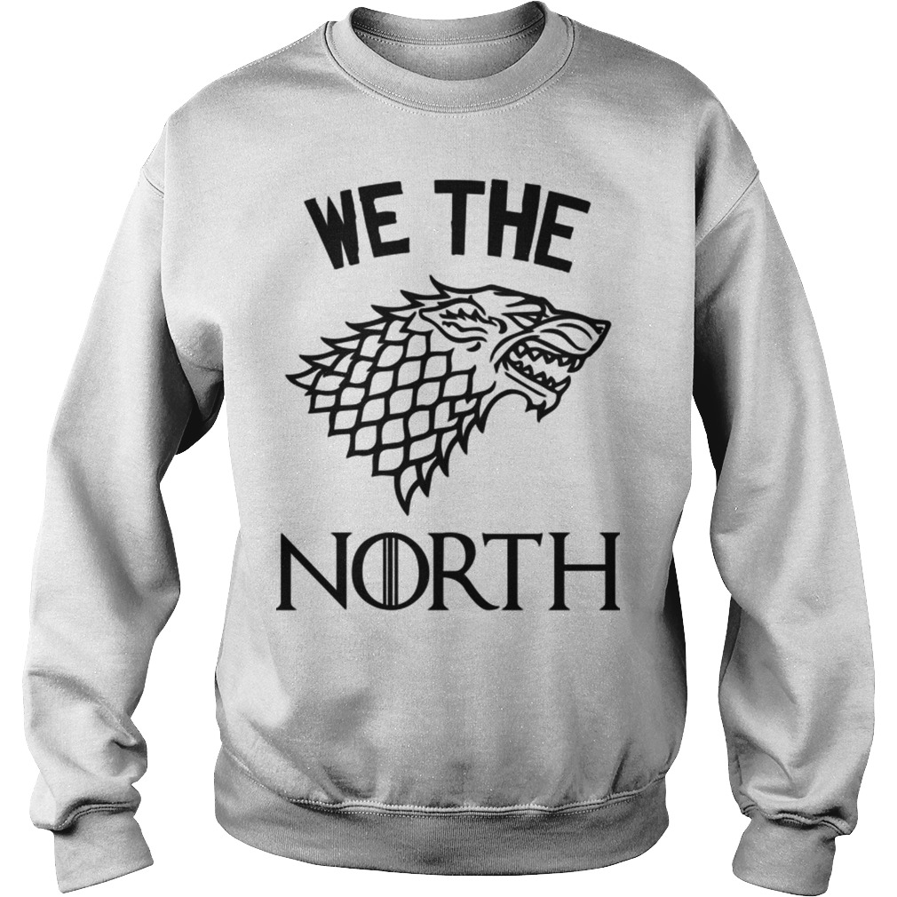 House Stark we the North Game of Thrones Sweater