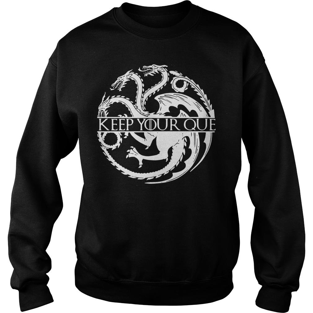 House Targaryen keep your Queen warm Game of Thrones Sweater