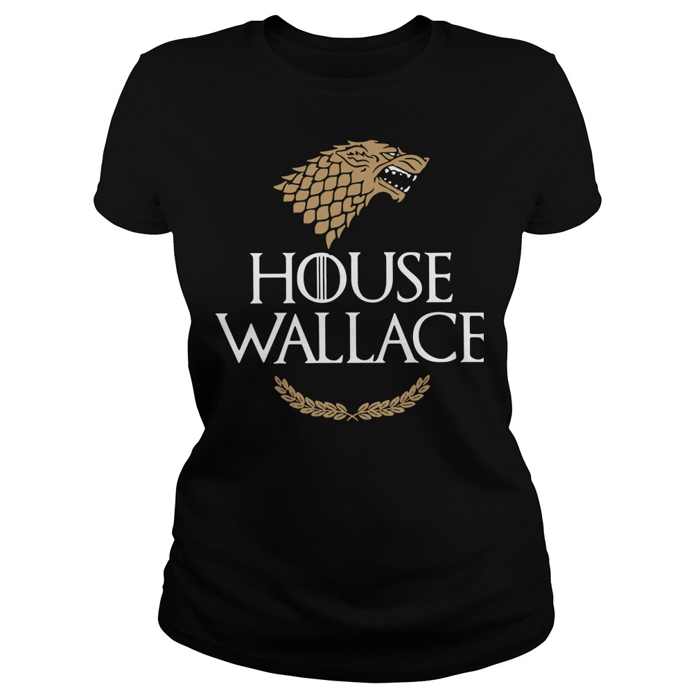 House Wallace Game of Thrones Ladies tee