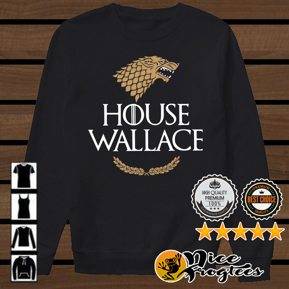 House Wallace Game of Thrones shirt