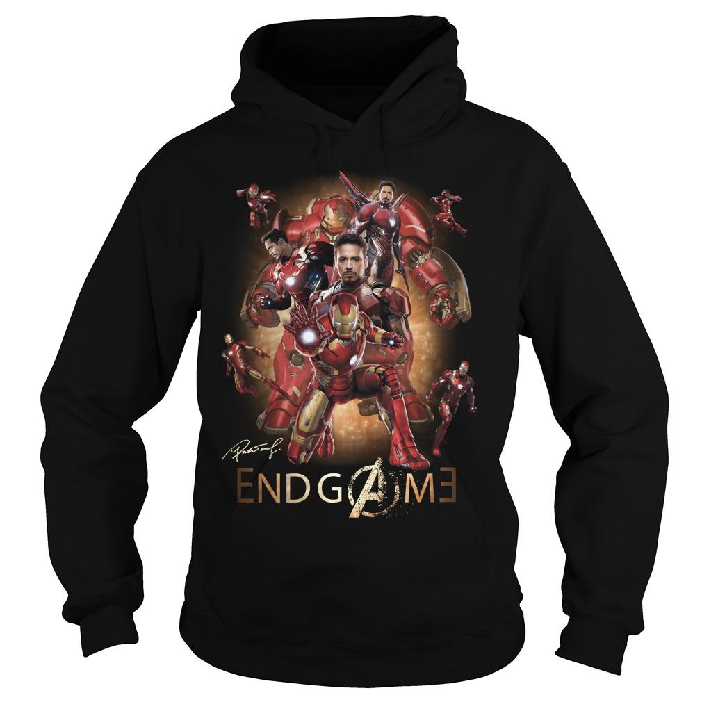 Iron Man Endgame Hoodie