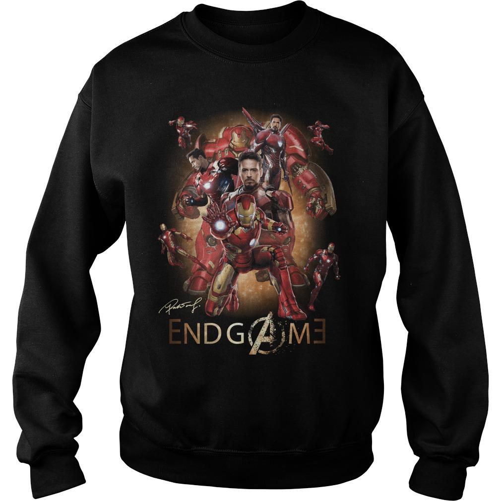 Iron Man Endgame Sweater