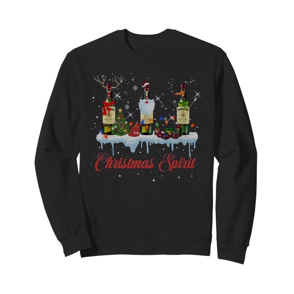 Jameson Christmas spirit Sweater