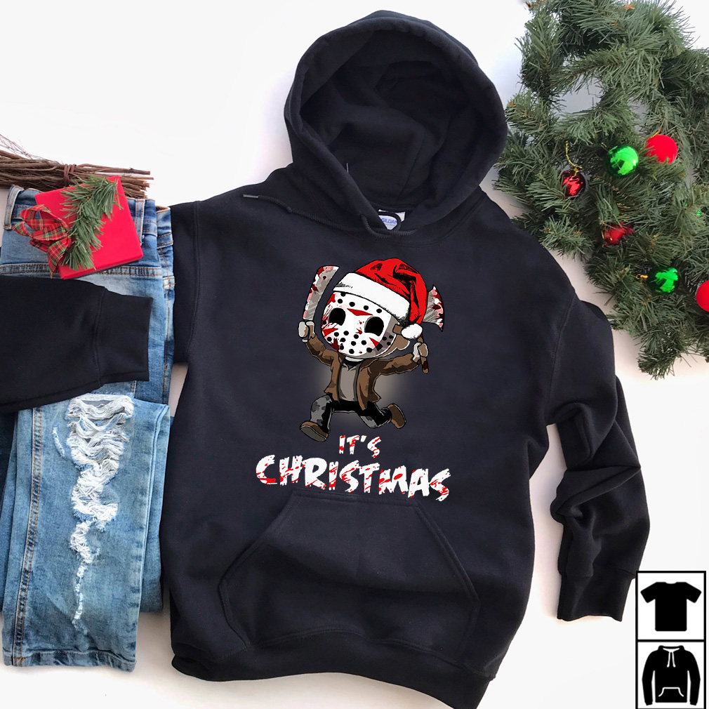 Jason Voorhees It's Christmas sweater