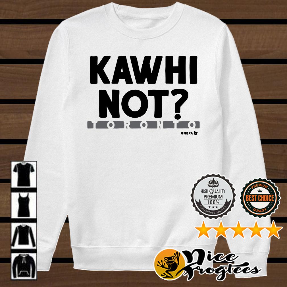Kawhi Leonard Kawhi not Toronto shirt