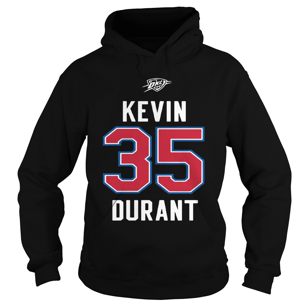 Kevin Durant Western Conference Hoodie