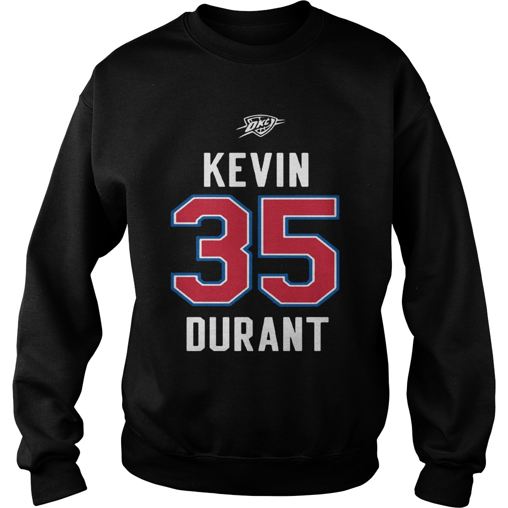Kevin Durant Western Conference Sweater