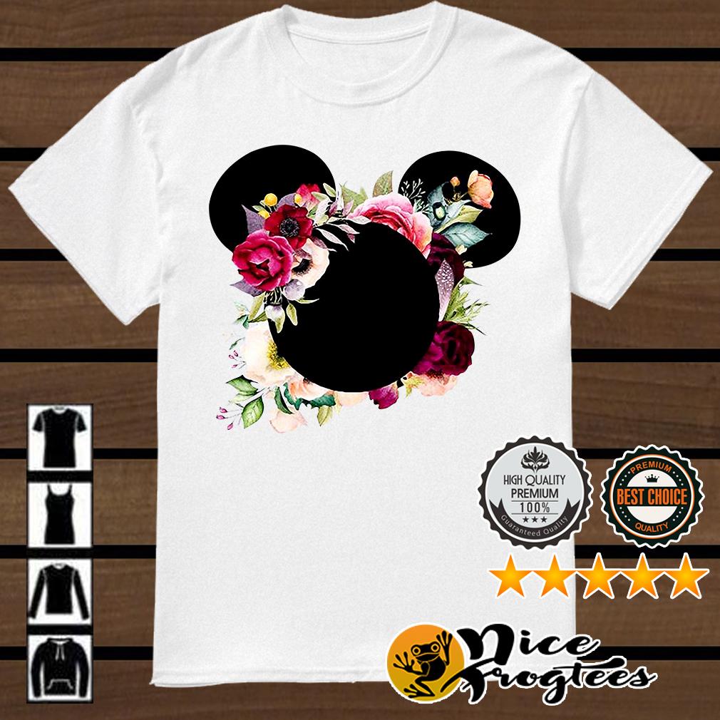 Lady Mickey Mouse Disney shirt