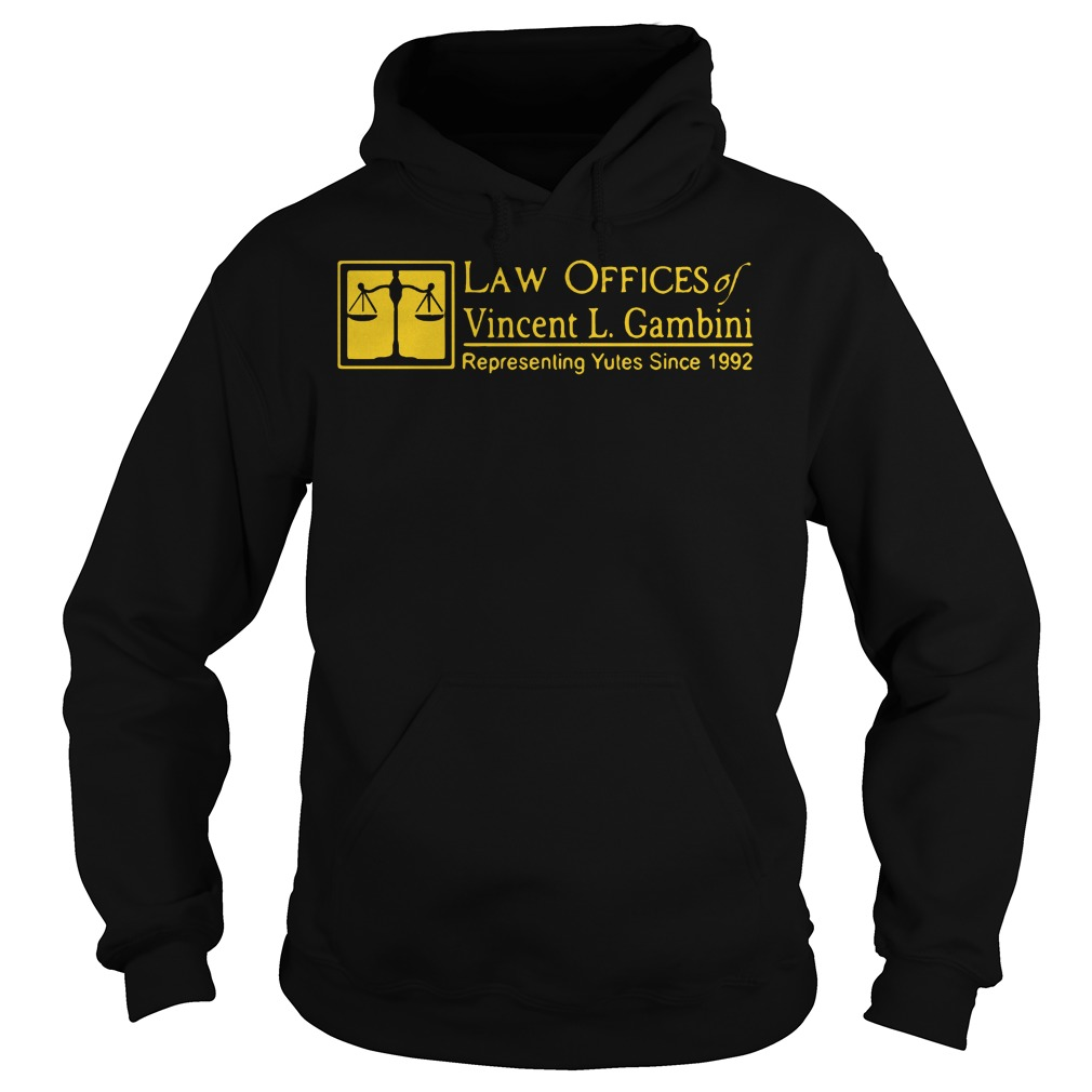 Law offices of Vincent L Gambini Hoodie