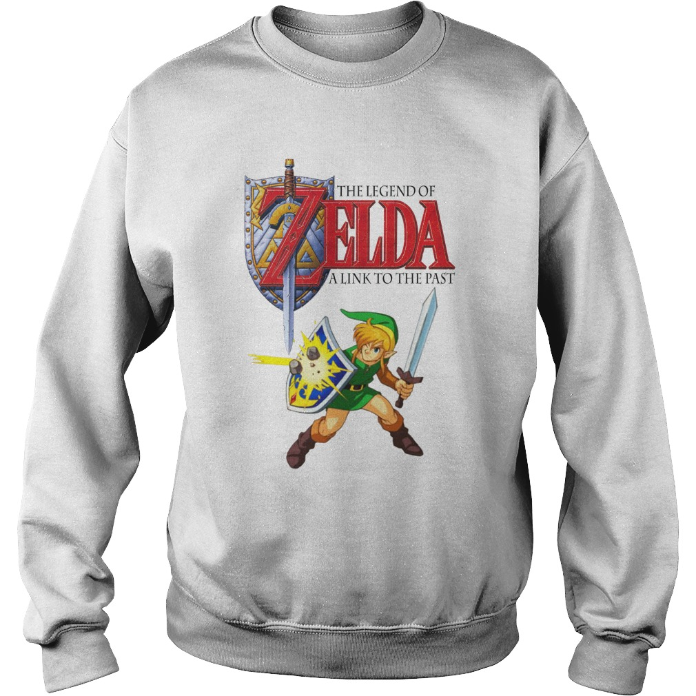 the legend of zelda a link to the past sweater - Legend Of Zelda Christmas Sweater
