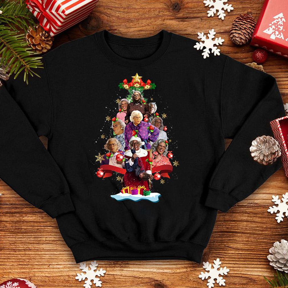 Madea's Family Reunion Christmas tree sweater