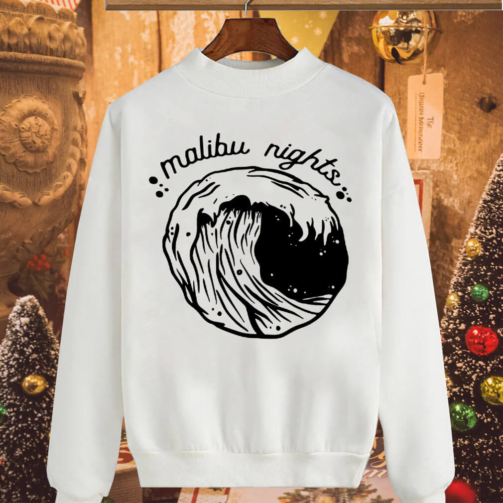 Malibu Nights shirt