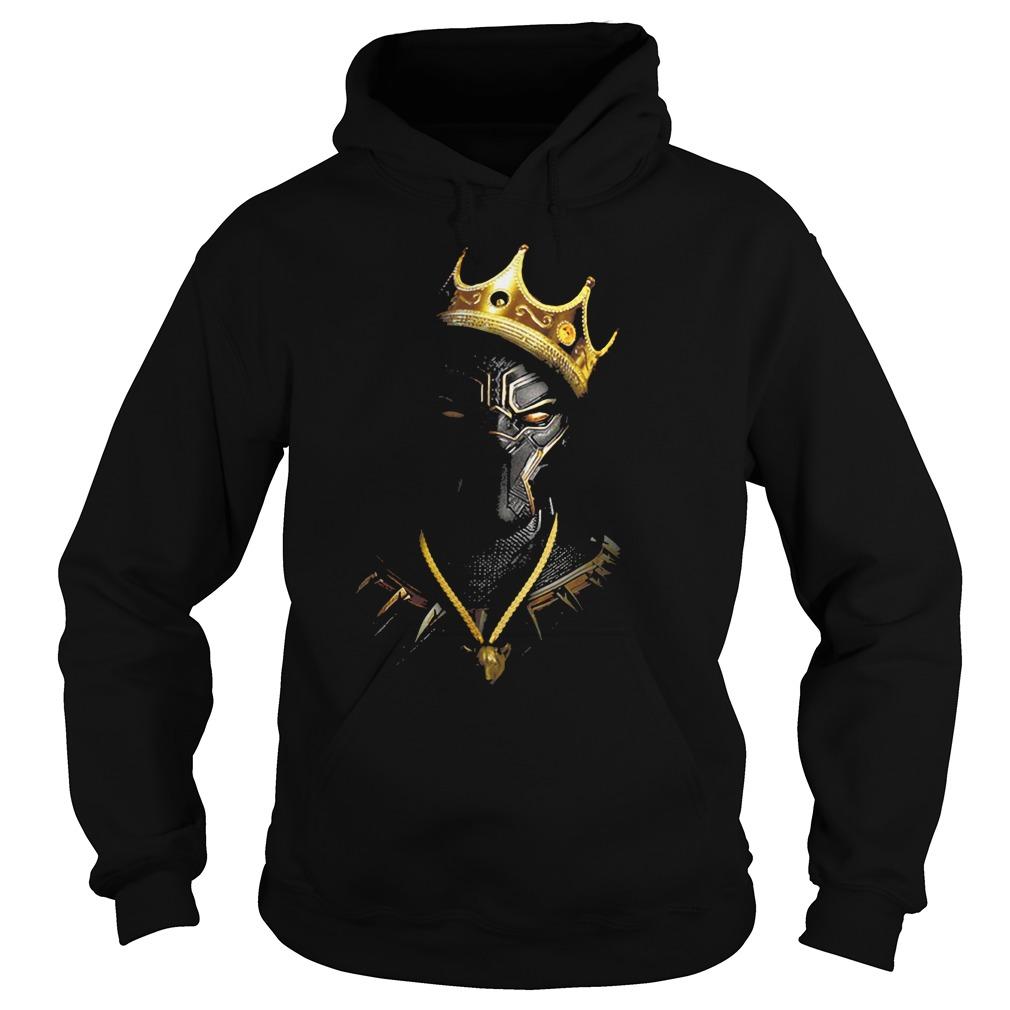 Marvel Black Panther Crown Cat Hoodie
