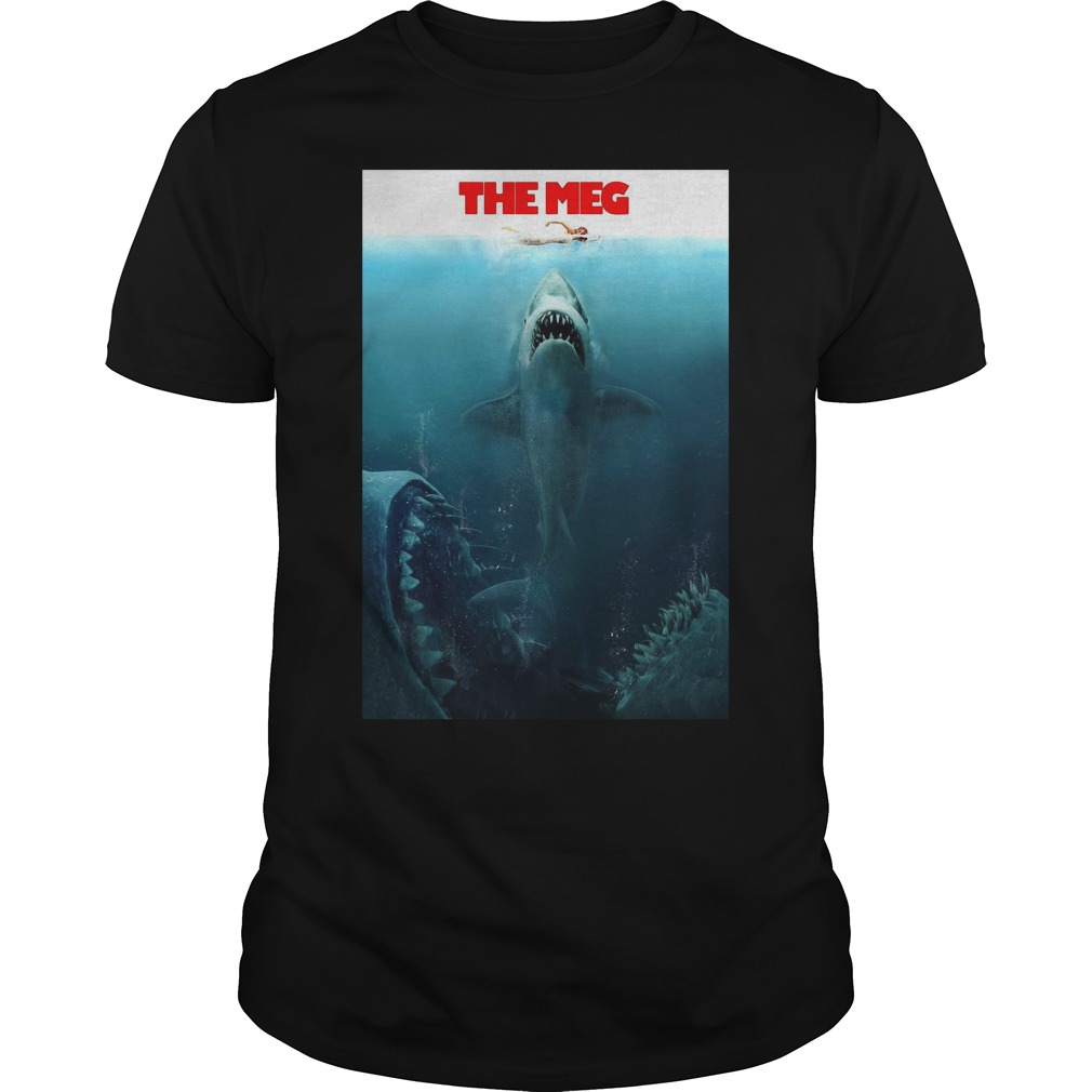Megalodon the meg shirt