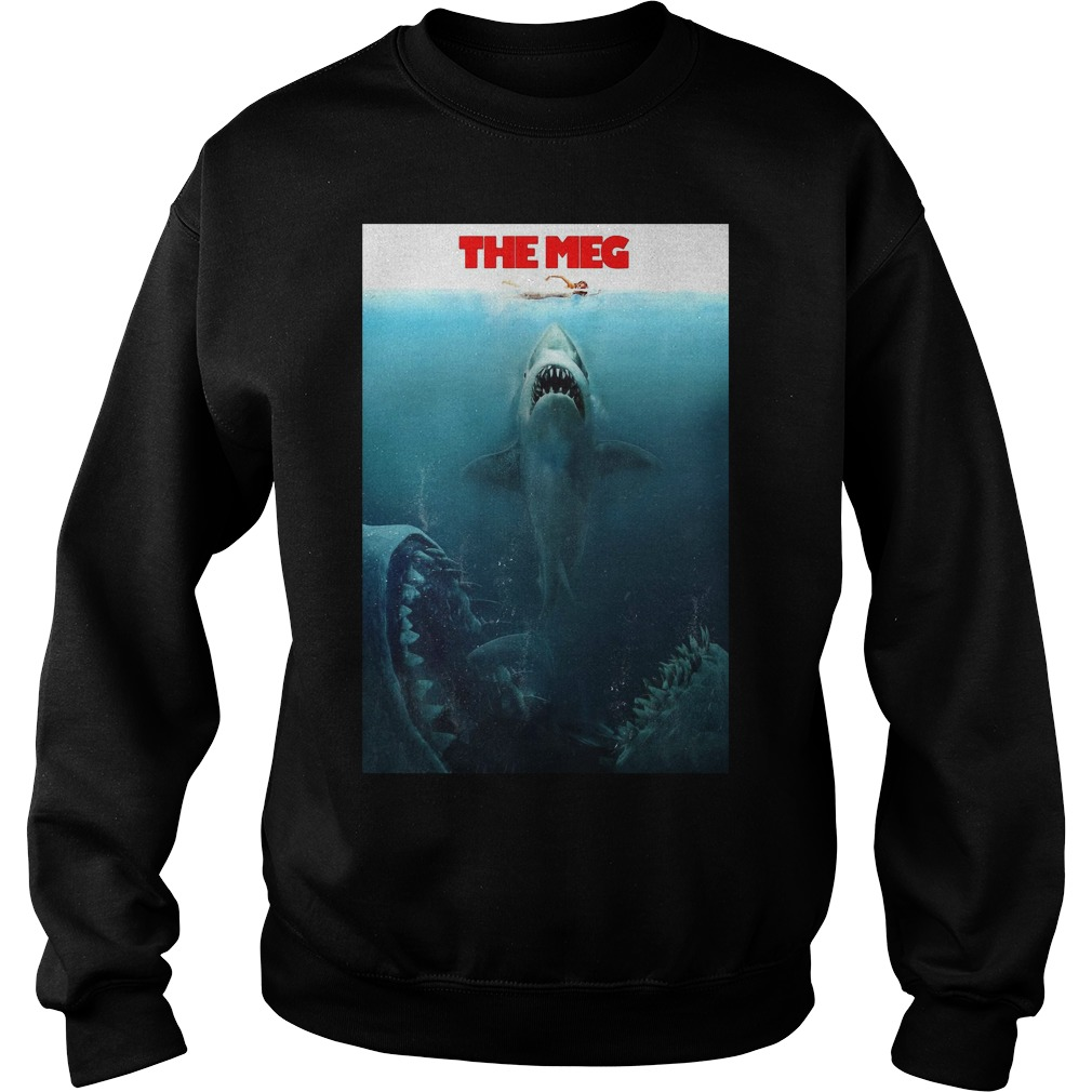 Megalodon the meg Sweater