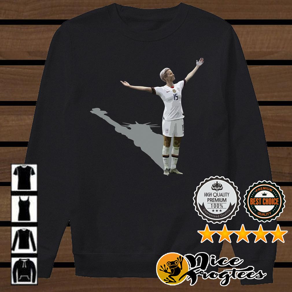 Megan Rapinoe 15 shirt