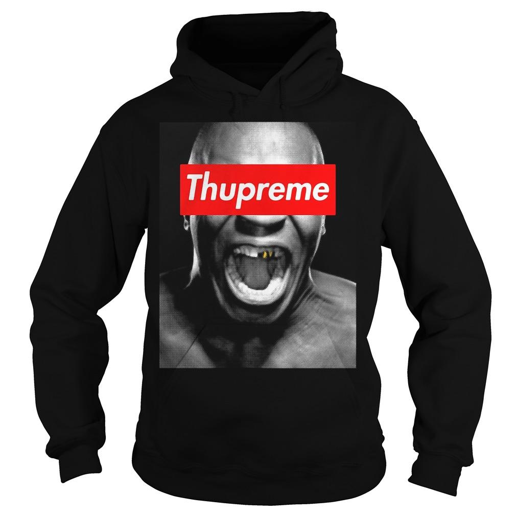 Mike Tyson Thupreme Hoodie