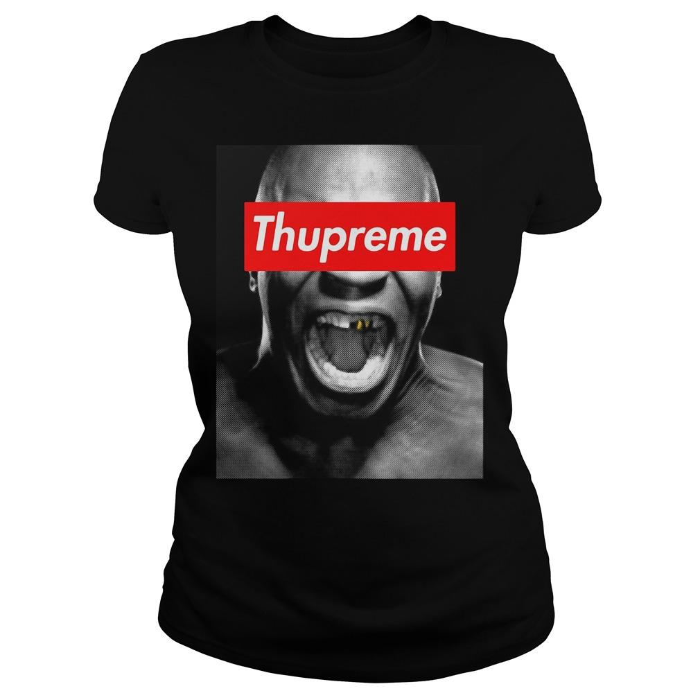 Mike Tyson Thupreme Ladies tee