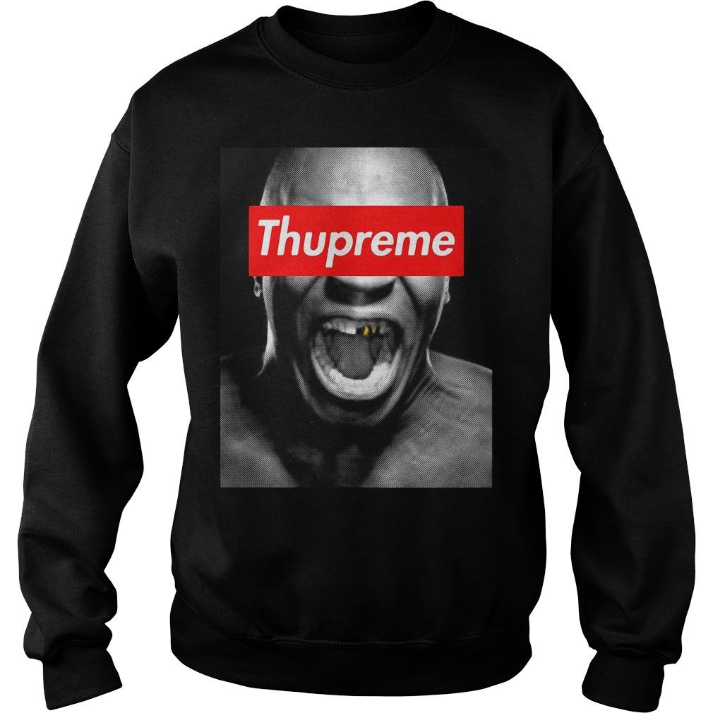 Mike Tyson Thupreme Sweater