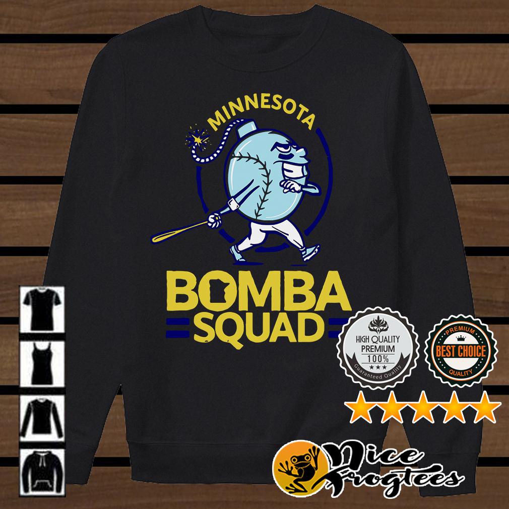 Minnesota Bomba Squad Minnesota Twins shirt