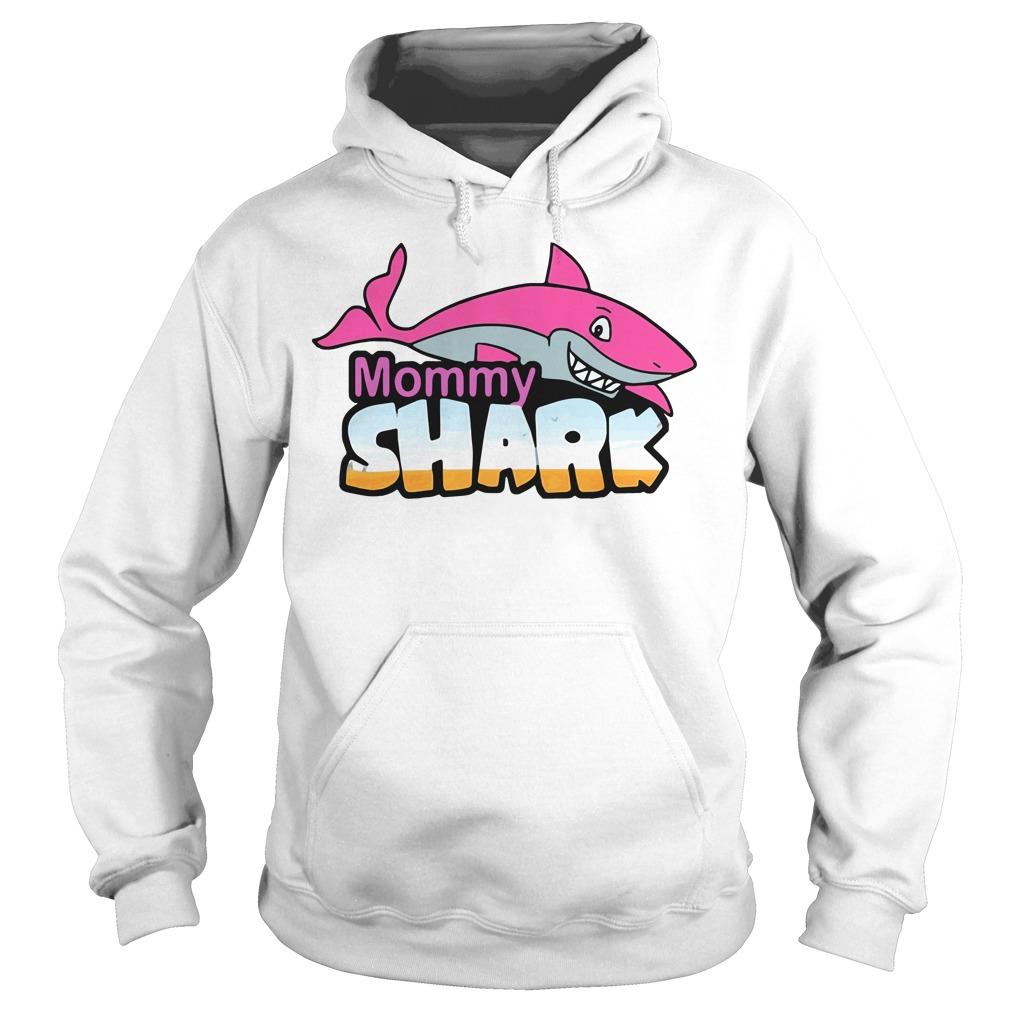 Mommy Shark Hoodie