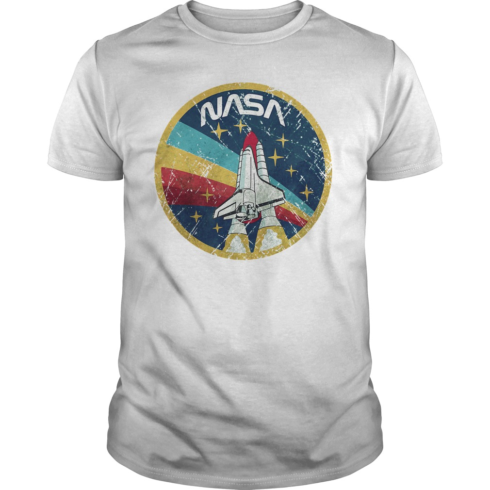 Nasa Vintage colors shirt, hoodie, sweater and v-neck t-shirt