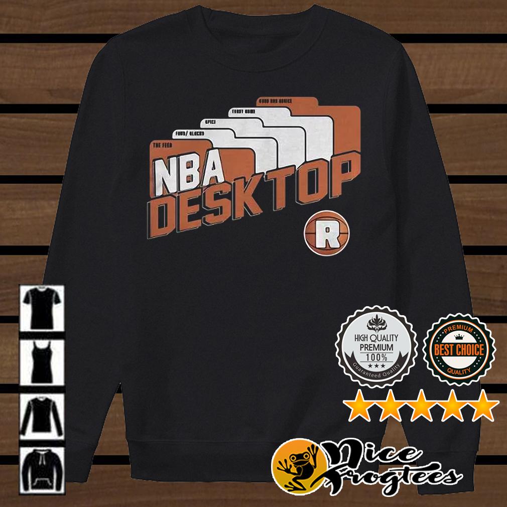 NBA Desktop National Basketball Association shirt