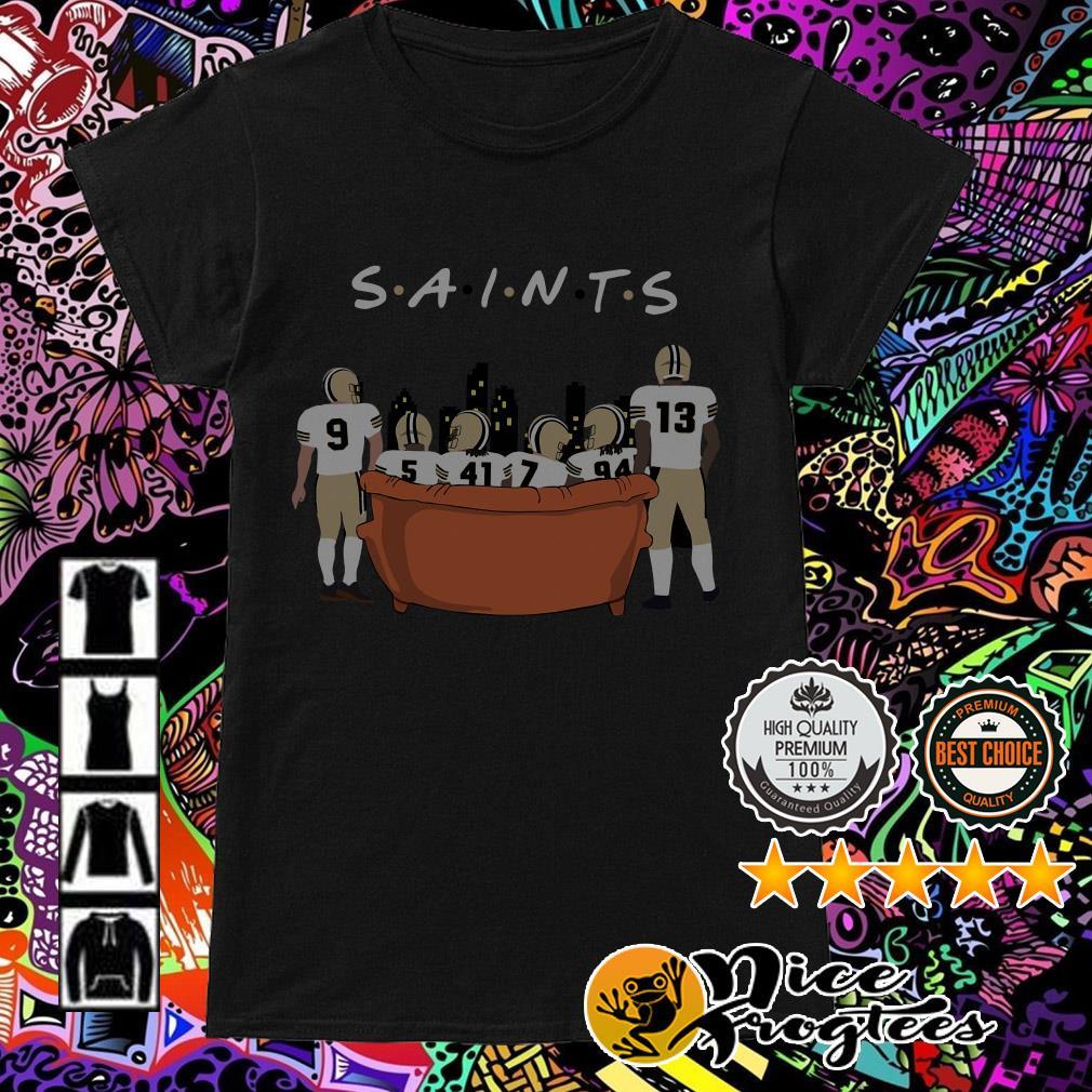 New Orleans Saints Friends TV Show Ladies Tee