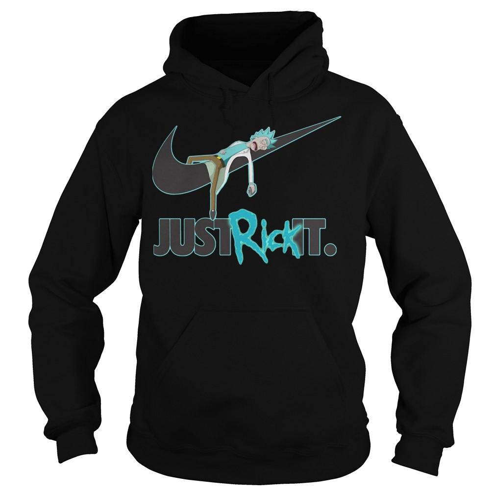Nike Just Rick It Hoodie