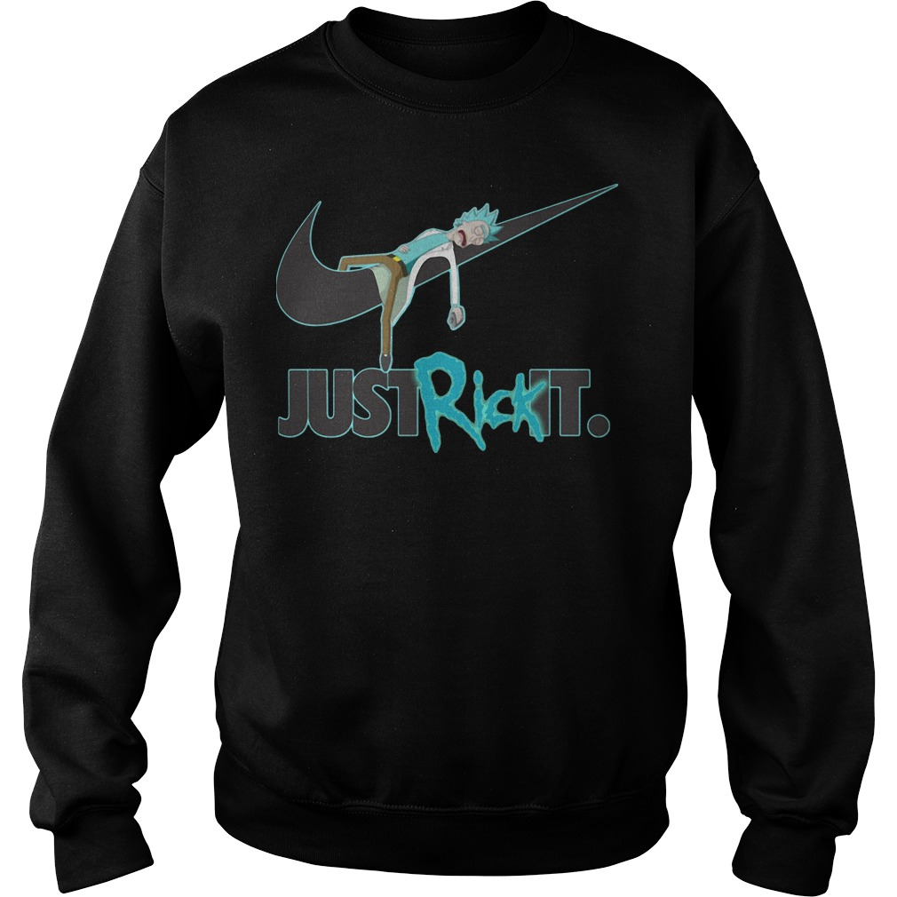 Nike Just Rick It Sweater