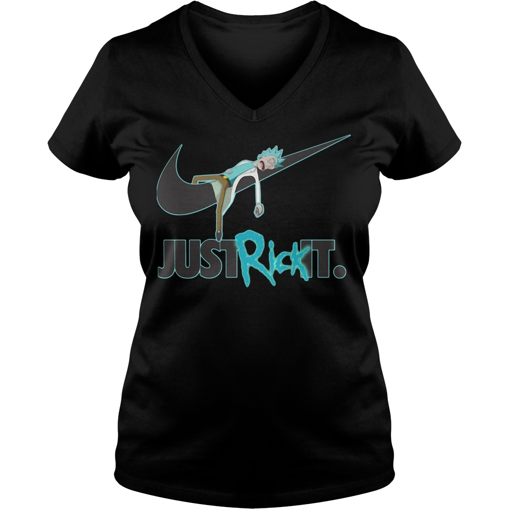 Nike Just Rick It V-neck T-shirt