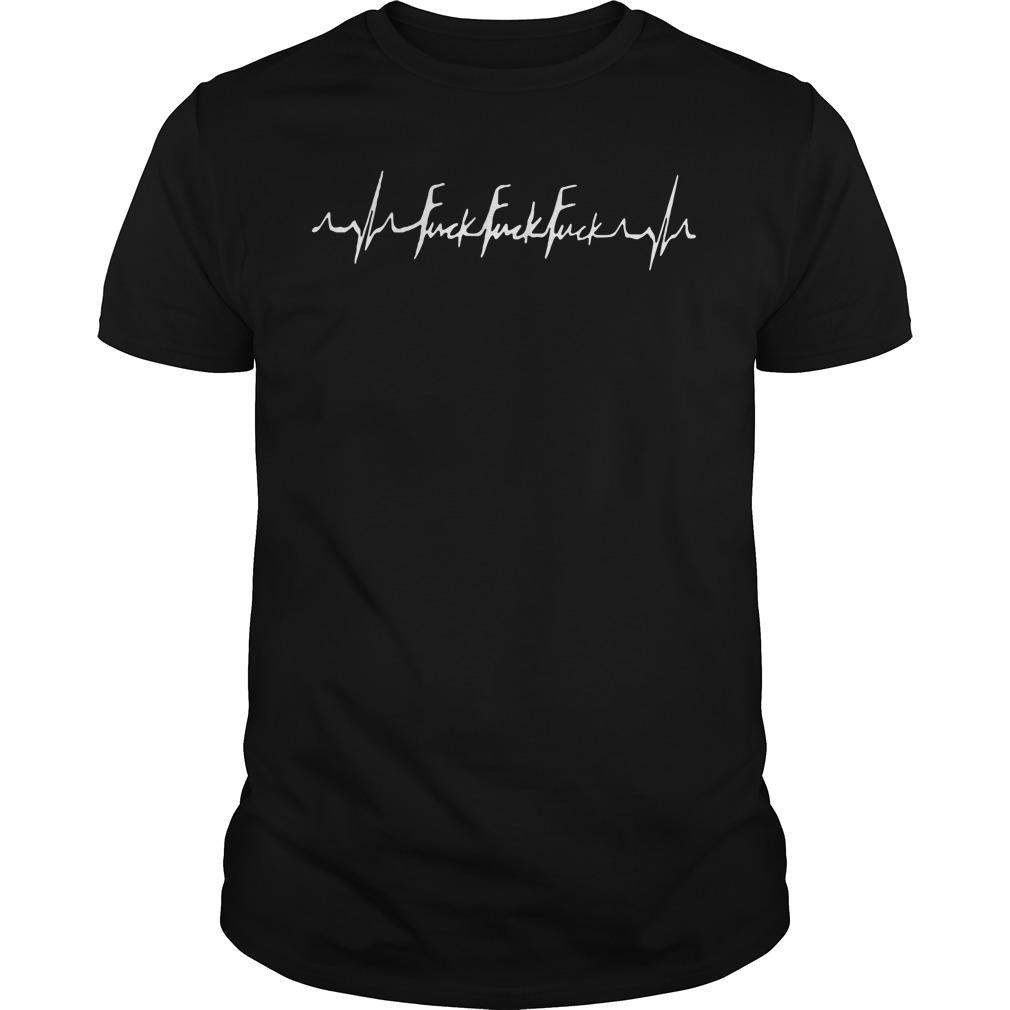 Nurse Funny Fuck Shirt